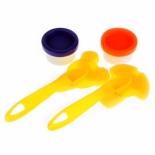 пальчиковые краски MultiArt CM2685-FIX Фиксики