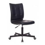 компьютерное кресло Бюрократ CH-330M/BLACK без подлокотников черный