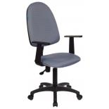 компьютерное кресло Бюрократ CH-1300/T-V398-12  серый