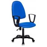 компьютерное кресло Бюрократ CH-1300N/BLUE синий