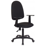 компьютерное кресло Бюрократ CH-1300/T-15-21 черный