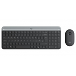 комплект Logitech Wireless Combo MK470 (920-009206) Graphite