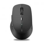 мышь Rapoo M300 темно-серая