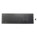 Клавиатура HP Wireless Collaboration Z9N39AA черная, купить за 3 980руб.