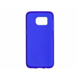 чехол для смартфона TPU для Samsung Galaxy S7 Edge 1 мм, синий