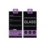 защитное стекло для смартфона Ainy для Samsung Galaxy S7 Full Screen Cover, белое