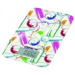 кухонные весы Polaris PKS 0741DG Italy, белый с рисунком