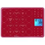 кухонные весы Scarlett IS-565, красные
