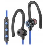 Bluetooth-гарнитура Defender OutFit B720 черный/синий