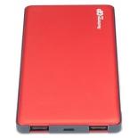 Аккумулятор универсальный GP Portable PowerBank MP05 красный, купить за 1 030руб.