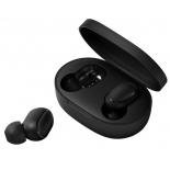Bluetooth-гарнитура Xiaomi Redmi AirDots (Mi True Wireless Earbuds Basic), TWSEJ04LS, чёрная