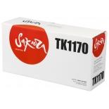 картридж для принтера Sakura TK1170 черный