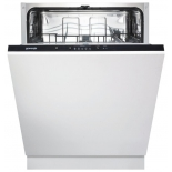 Посудомоечная машина Gorenje GV62010 1760Вт полноразмерная
