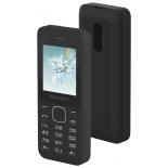 сотовый телефон Maxvi C20 (2 SIM) Без ЗУ, черный