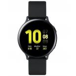 Умные часы Samsung Galaxy Watch Active2 алюминий 40мм чёрные