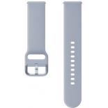 ремешок для умных часов Samsung Galaxy Watch Sport Band ET-SFR82MSEGRU для Samsung Galaxy Watch Active/Active2 серебристый
