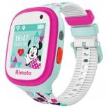 Умные часы Кнопка Жизни Disney Микки розовые