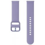 ремешок для умных часов Samsung Galaxy Watch Sport Band ET-SFR82MVEGRU для Samsung Galaxy Watch Active/Active2 фиолетовый
