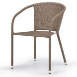 кресло садовое Afina Y137C-W56 Light brown