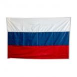 сувенир Русфлаг RU-F135 Флаг России 90х135 шелк
