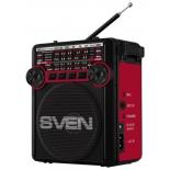 радиоприемник SVEN SRP-355, красный