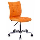 компьютерное кресло Бюрократ CH-330M/VELV72 оранжевый Velvet 72