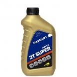 масло моторное для садовой техники PATRIOT SUPER ACTIVE 2T 850030596 (0,946 л)
