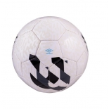 Мяч футбольный Umbro Veloce Supporter 20981U, N4, white/dark gray/black/blue, купить за 970руб.