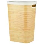 корзина для белья CURVER 04761-B45-01 Infinity 60л Bamboo
