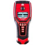 детектор металла ADA instruments Wall Scanner 120 PROF черный-красный
