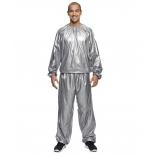 термический костюм Sauna Suit Размер 2XL, серый