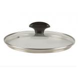 крышка для посуды TVS 4718 Glass LID 18 см стеклянная