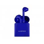 гарнитура проводная для телефона HARPER HB-508  Blue  Night (Bluetooth 5.0)