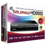 tv-тюнер Selenga HD950D черный