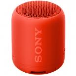 портативная акустика Колонка Sony SRS-XB12 red