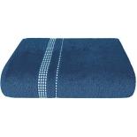 полотенце Aquarelle Лето 50x90 см,100% хлопок, темно-синий