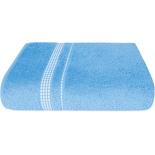 полотенце Нордтекс Aquarelle Лето 50x90 см, спокойный синий