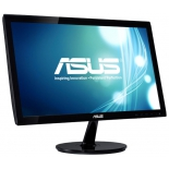 монитор ASUS VS207T-P, черный