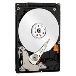 жесткий диск Western Digital WD Blue Mobile 250 GB (WD2500LPVX-FR)