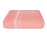 полотенце Aquarelle Лето (70х140 см),  розово-персиковый