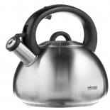 чайник для плиты NADOBA VIRGA (731001) 3,8 л со свистком