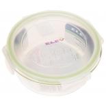 контейнер для продуктов Eley ELP2803G круглый  970 мл, зеленый