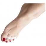 ортопедический товар Gel Fingers гелевые корректоры пальцев с подушечкой