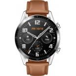 Умные часы Huawei Watch GT 2 (LATONA-B19V) 55024334 светло-коричневые