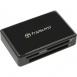 картридер Transcend RDF9 черный