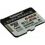 карта памяти Kingston SDCE microSDНC 64GB