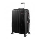 чемодан SwissGear TALLAC АБС-пластик 52 x 31,5 x 78 см 97 л черный
