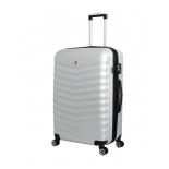 чемодан SwissGear FRIBOURG АБС-пластик 45x27x66 см 64 л серебристый