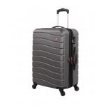 чемодан SwissGear ALVERSTONE АБС-пластик 46 x 27 x 67 см 64 л серый