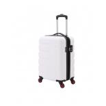 чемодан SwissGear TYLER АБС-пластик 35 x 25 x 55 см 37 л белый
